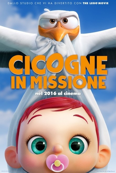 1/0 - Cicogne in missione