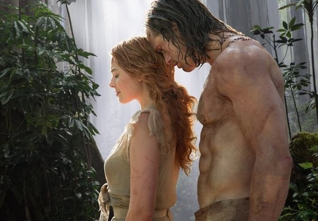 1/1 - The Legend of Tarzan