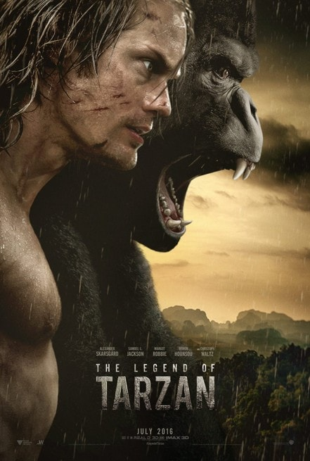 2/1 - The Legend of Tarzan