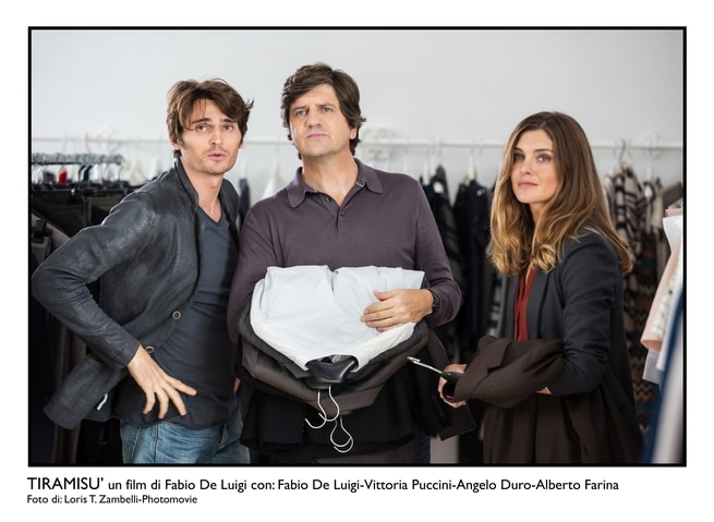 Angelo Duro, Fabio De Luigi, Vittoria Puccini