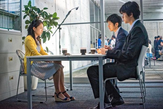 Haruna Kawaguchi, Hidetoshi Nishijima, Masahiro Higashide