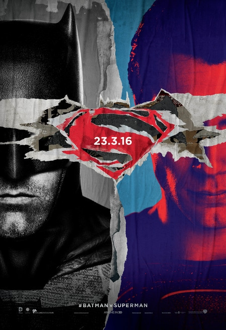 0/7 - Batman v Superman: Dawn of Justice