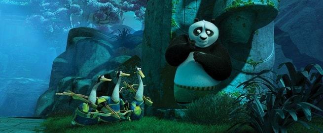 2/2 - Kung Fu Panda 3