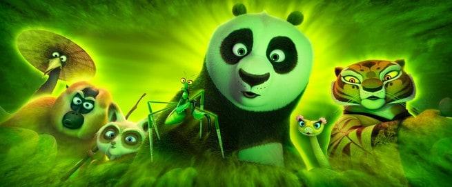 1/2 - Kung Fu Panda 3