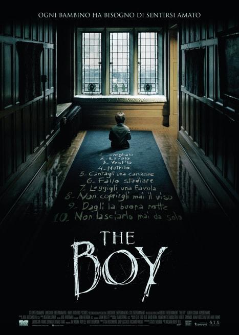 The Boy [HD] (2016) streaming e download ita gratis
