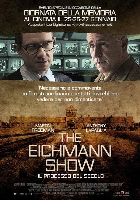 The Eichmann Show [HD] (2016) streaming