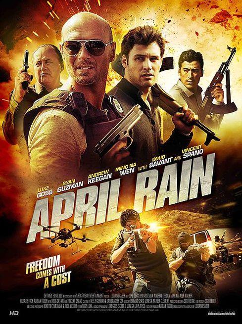 April Rain – Pioggia Di Proiettili (2014)