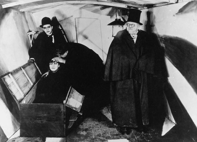 1/7 - Il gabinetto del dottor Caligari