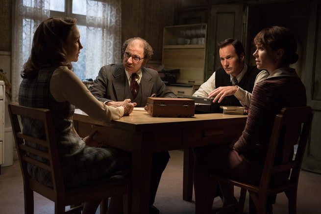 1/7 - The Conjuring - Il caso Enfield