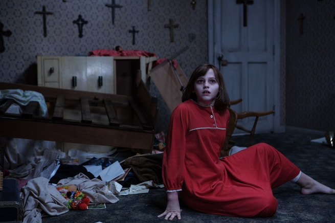 2/7 - The Conjuring - Il caso Enfield