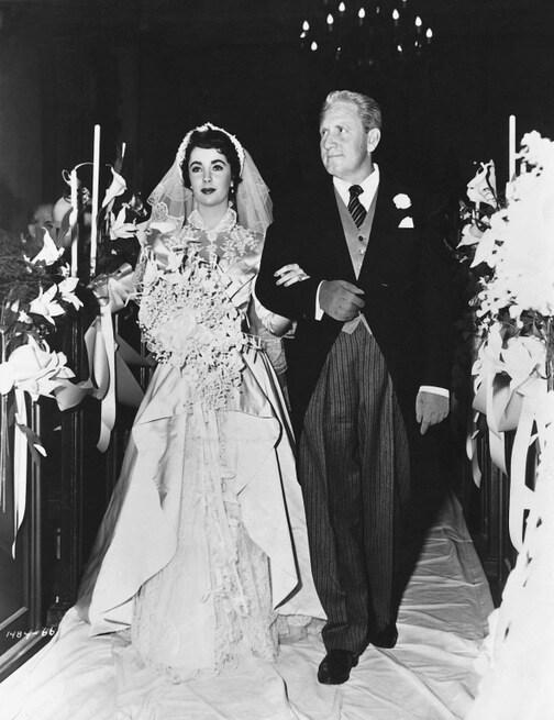 Spencer Tracy, Elizabeth Taylor