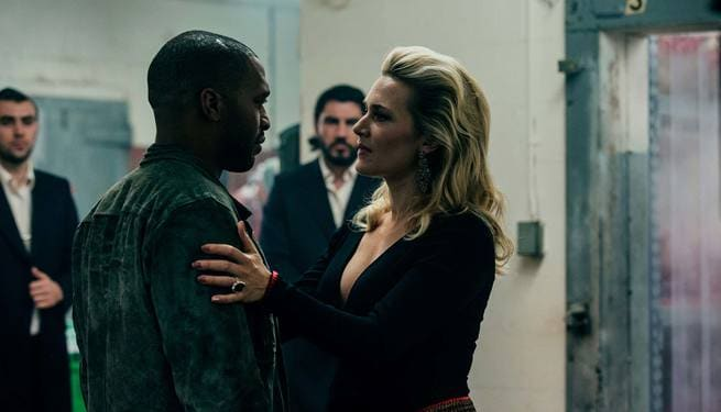 Chiwetel Ejiofor, Kate Winslet