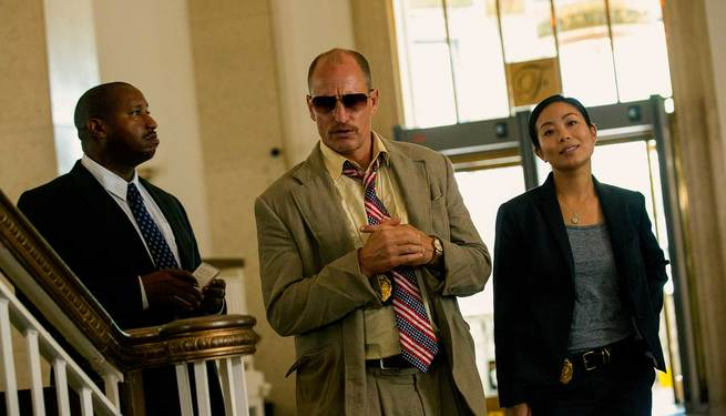 Woody Harrelson, Michelle Ang
