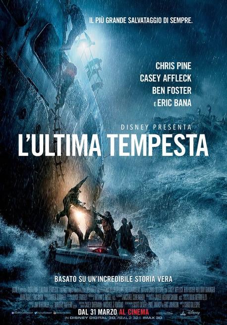 L'ultima tempesta 2016 HD ita streaming download