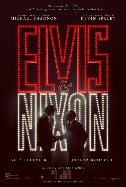 1/7 - Elvis & Nixon