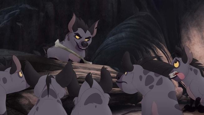 2/7 - The Lion Guard: Il ritorno del ruggito