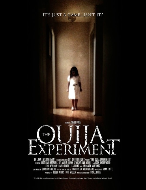 The ouija experiment 2011 - La tavola ouija film ...