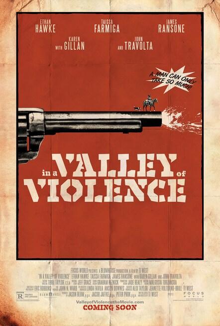 1/7 - Nella valle della violenza