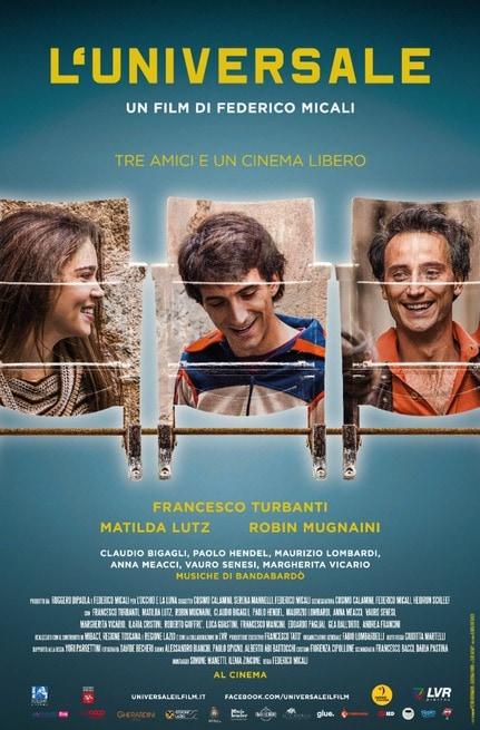 L'Universale [HD] (2016) streaming e download gratis ita