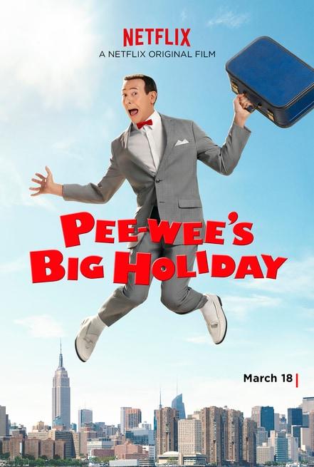 Pee-wee's Big Holiday [HD] (2016)