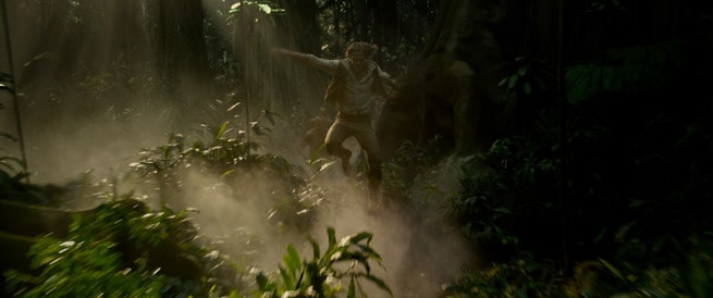 2/7 - The Legend of Tarzan