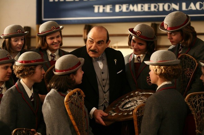 1/0 - Poirot. Macabro quiz