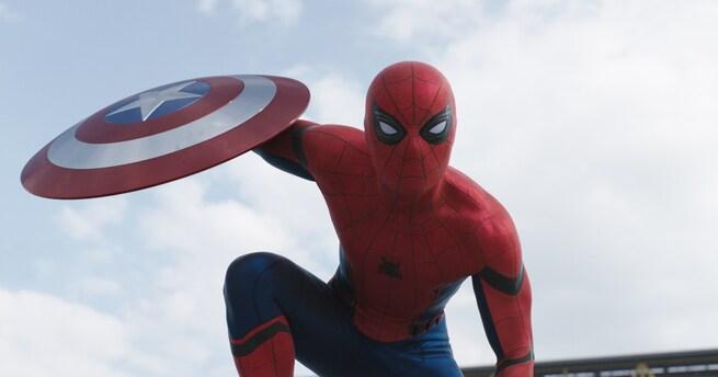 1/7 - Captain America: Civil War