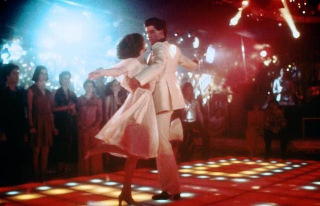 John Travolta, Karen Gorney