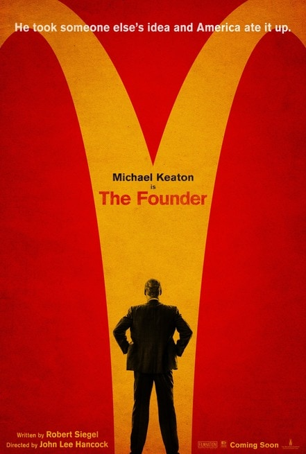 0/7 - The Founder