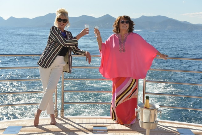 1/7 - Absolutely Fabulous - Il film