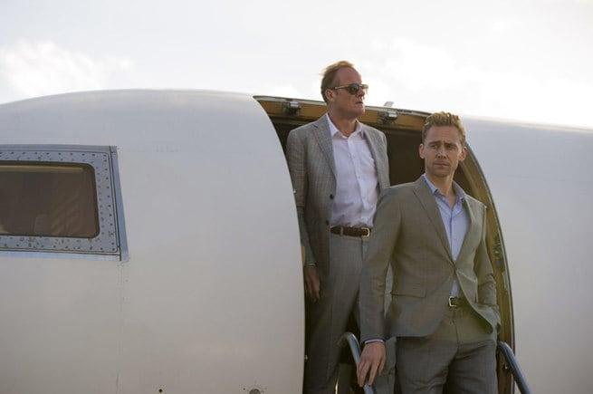 Tom Hiddleston, Alistair Petrie