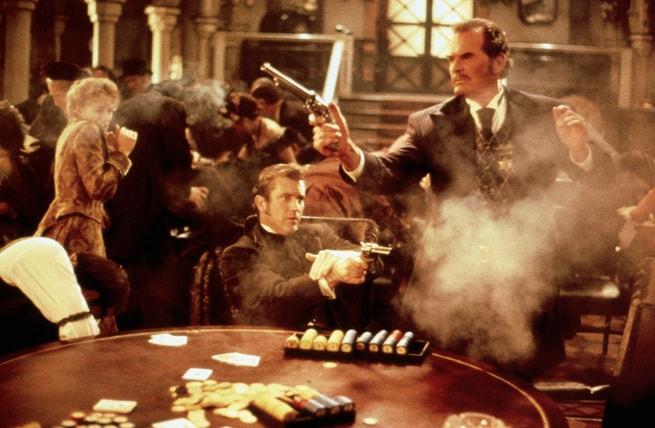 Jodie Foster, Mel Gibson, James Garner
