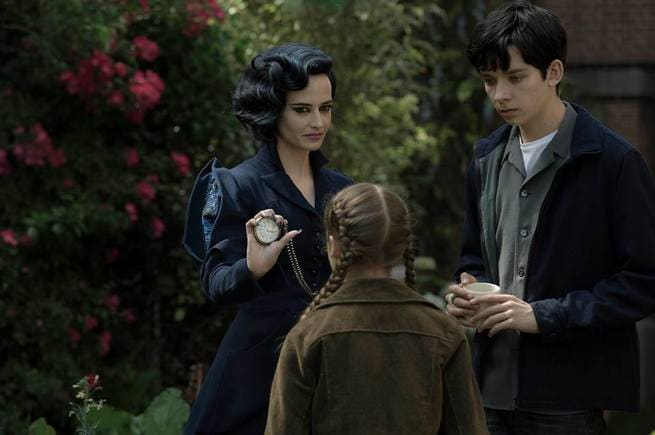 Eva Green, Asa Butterfield