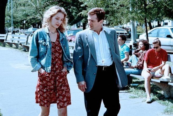 Uma Thurman, Robert De Niro