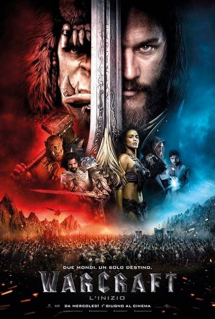 Warcraft L'inizio - ita streaming e download gratis