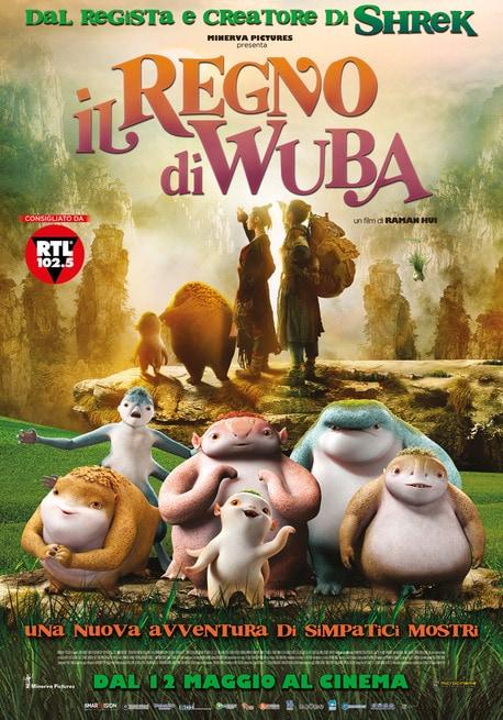 Il regno di Wuba [HD/3D] (2016) streaming e download ita gratis