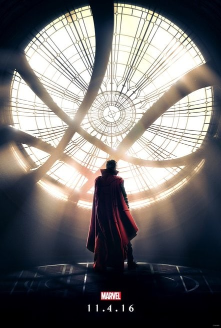 2/7 - Doctor Strange