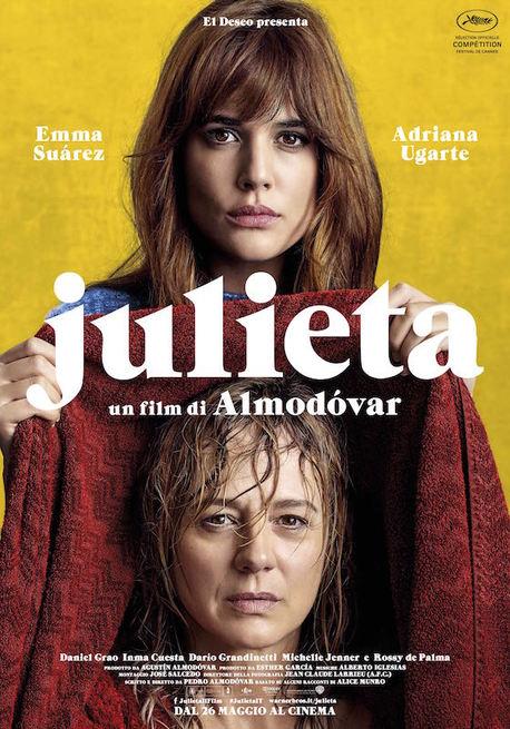 Julieta [HD] 2016