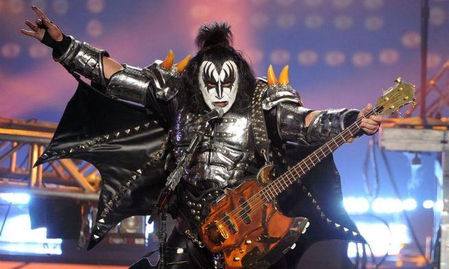 1/1 - Kiss Rock Vegas