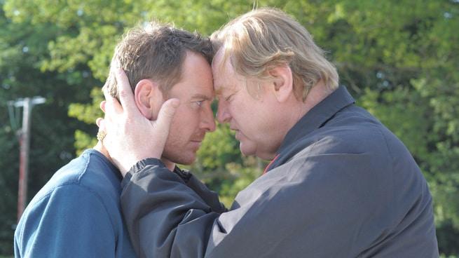 Michael Fassbender, Brendan Gleeson