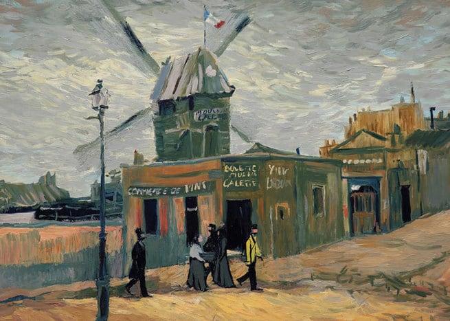 1/7 - Loving Vincent