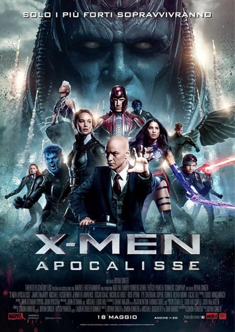 X-Men: Apocalisse (2016)