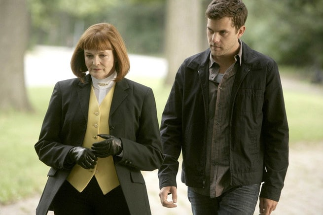 Blair Brown, Joshua Jackson