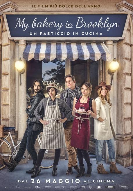 My Bakery in Brooklyn – Un pasticcio in cucina (2016) ITALIANO