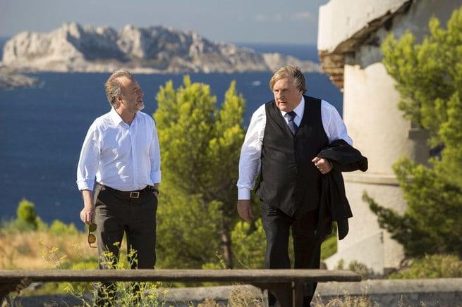 Benoît Magimel, Gérard Depardieu