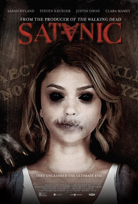 Satanic (2016) [DVDRip] [Castellano AC3 5.1] [Terror]