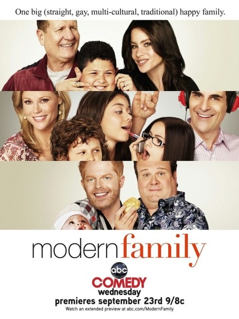 modern family ita streaming