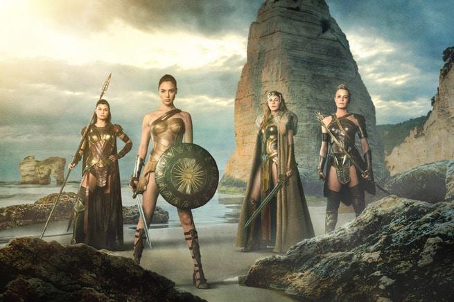 2/4 - Wonder Woman