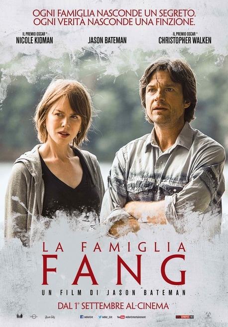 La famiglia Fang 2015