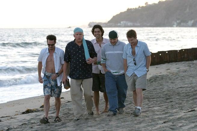 Adrian Grenier, Kevin Connolly, Kevin Dillon, Jerry Ferrara, Gary Busey